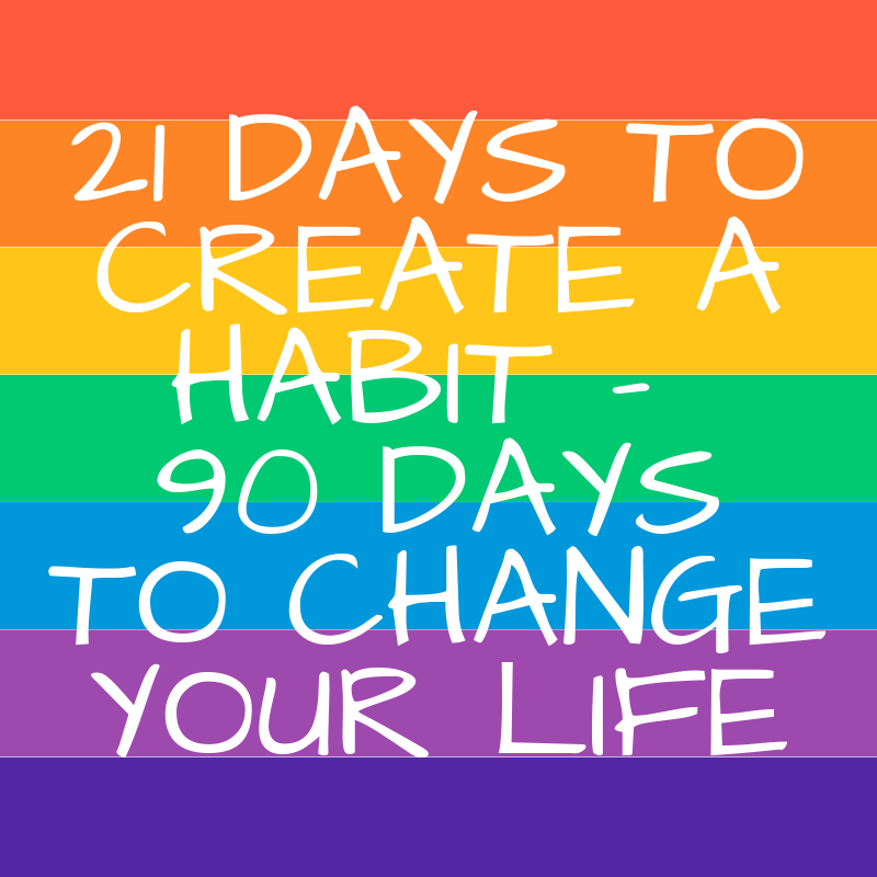 The Last 90 Days Challenge 2019 Intentional Inspirations